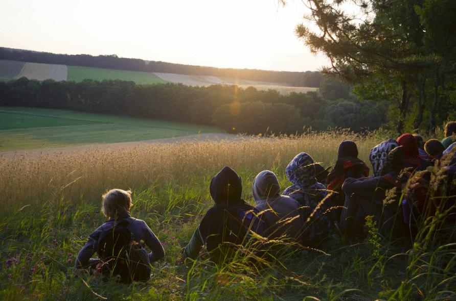 Die Vision der Waldschule Helenenschacht