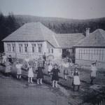 Die Waldschule nach 1945